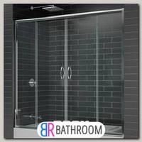 Шторки для ванной Rgw Screens 170 см (01116117-11)