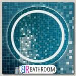 Зеркало в ванную Comforty 75 см (00004140525)